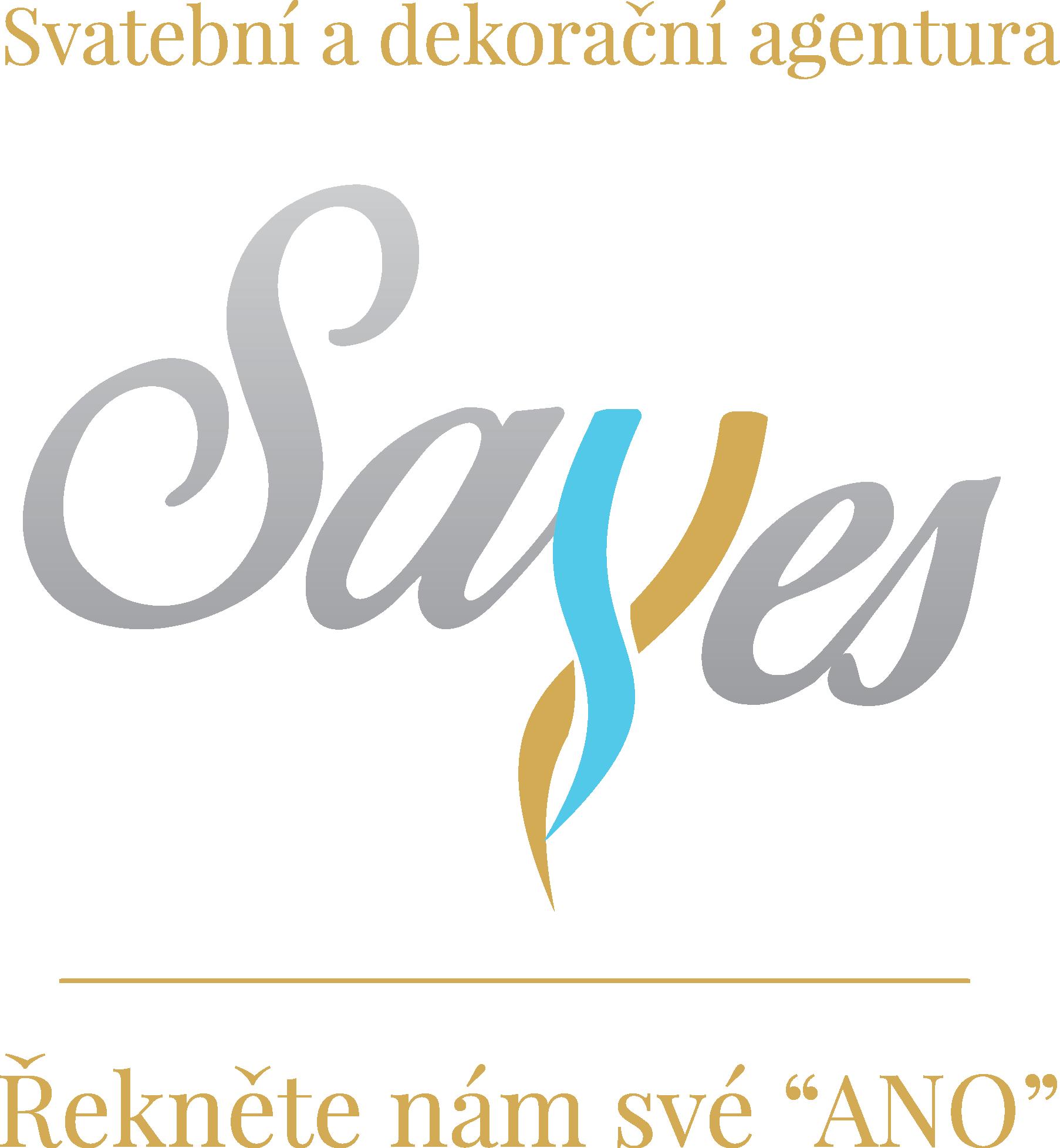 svatební fotografové - logo sayes