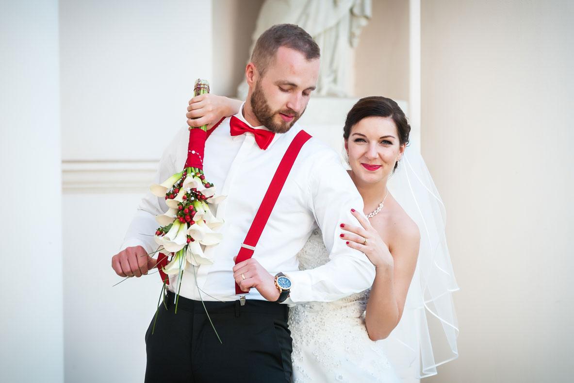 natáčení svateb
