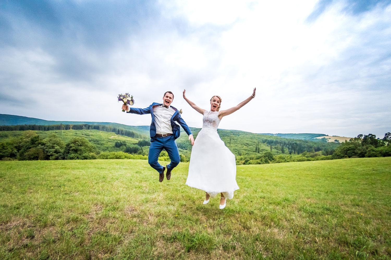 Svatba na Javořině | Iva & Tomáš